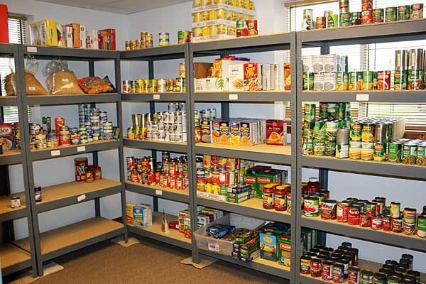 blue mounds food pantry home